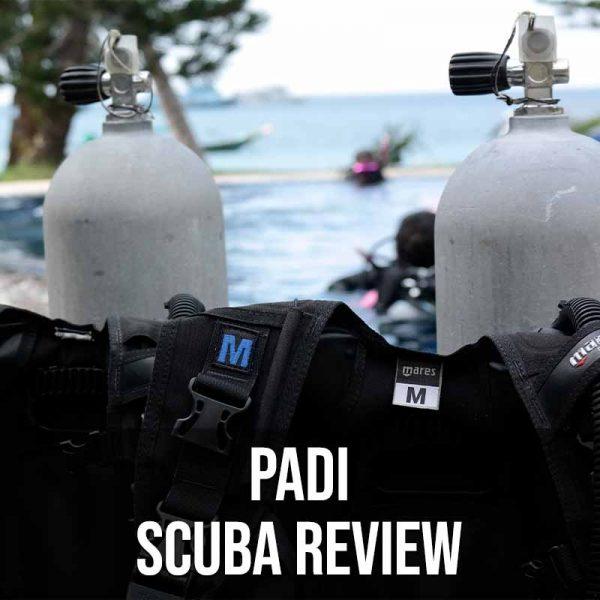 PADI Scuba Review Refresher